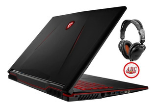 Msi Gamer Gl73 I5 9gen Ram 8gb 4gb Gtx 1050ti 1tb +256gb Ssd