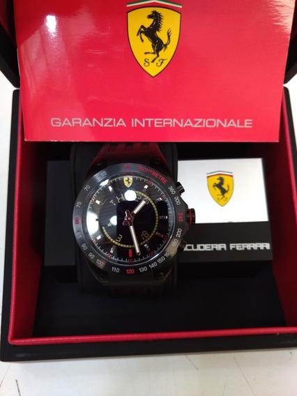 Relógio Scuderia Ferrari F1 Original