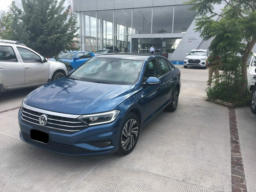 Imagen 1 de 13 de Volkswagen Jetta 2020 1.4 T Fsi Highline Tiptronic