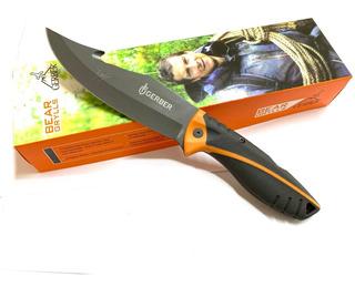 Cuchillo Gerber Cazador Original + Guía De Supervivencia