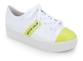 Tenis Petite Jolie Pj2589 Lima Neon