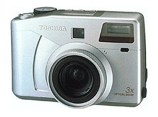 Toshiba Pdr-m70 3,2 Mp Camara Digital W/3 X Zoom Optico.