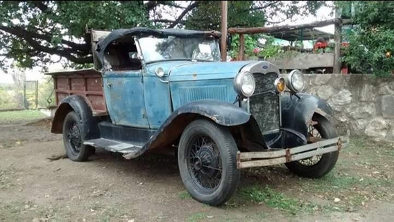 Camioneta Ford A Modelo 1931