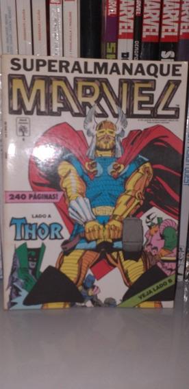 Superalmanaque Marvel 4, Abril (faço Módico)