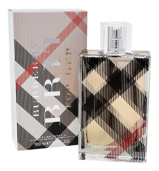 Brit For Woman De Burberry Eau De Parfum 100 Ml.