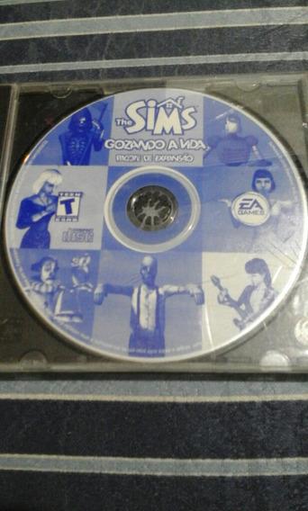 The Sims Gozando A Vida Pacote Expansão Pc Cd