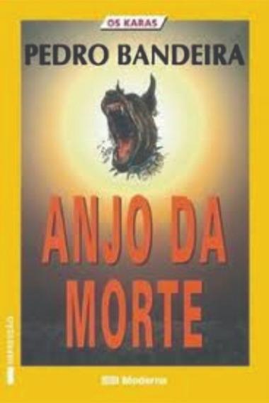 Livro - O Anjo Da Morte - Infanto Juvenil F. Grátis + Brinde