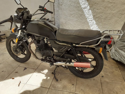 Honda Cb 450 - 83 Mod Cb Ii - Preta - Ac. Troca Auto/moto