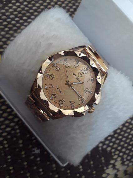 Kit Com 2 Relógios Feminino+pulseira Confira
