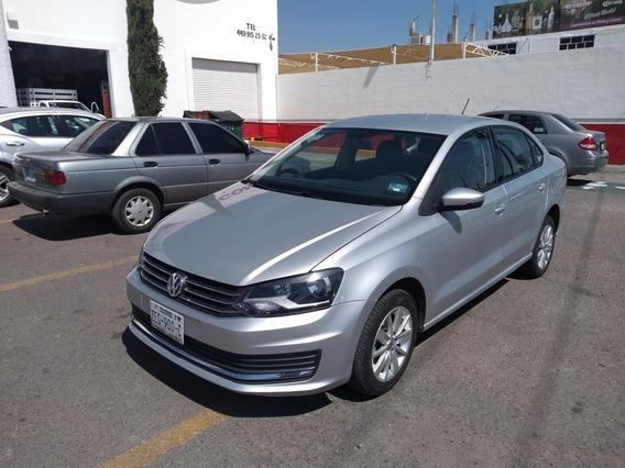 Volkswagen Vento 1.6 Confortline At 2017