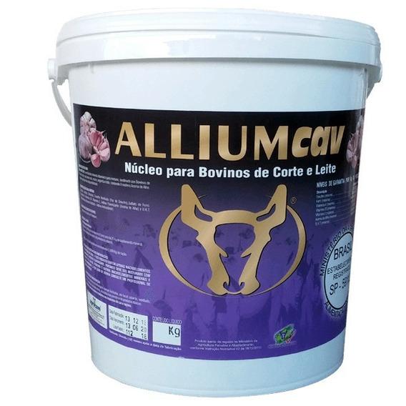 Acabe Com A Mosca Do Chifre Com Allium Cav+vitaminas 5kg !