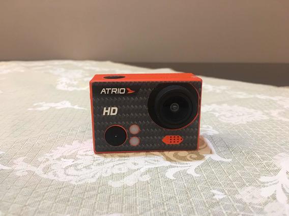 Câmera Átrio Já Adaptada Para Moto Vlog