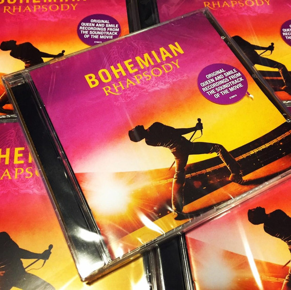 Soundtrack Queen Bohemian Rhapsody Cd Nuevo Original Stock