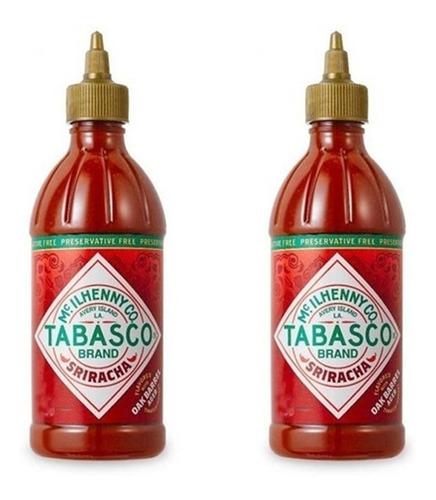 Imagen 1 de 3 de Salsa Tabasco Sriracha X256ml