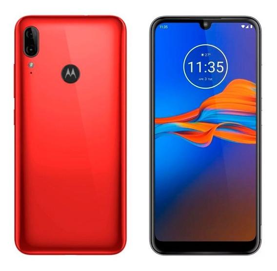 Celular Motorola Moto E6 Plus 32gb 2gb Garantía Oficial
