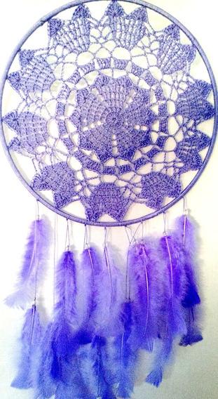 Atrapasueños Crochet Grandes Atrapasueño Mandala