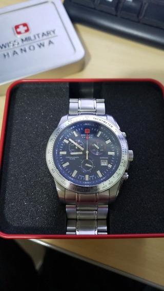 Relógio Masculino Suíço - Foi Usado Apenas 2 X