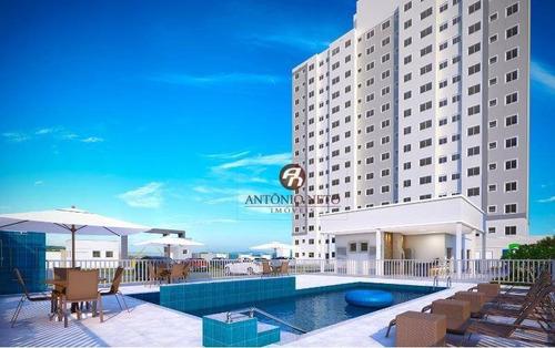 Imagem 1 de 12 de Apartamento À Venda, 45 M² Por R$ 215.400,00 - Passaré - Fortaleza/ce - Ap0544