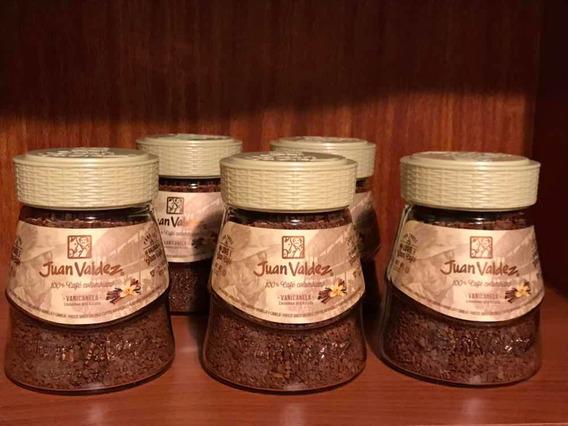 Café Juan Valdez Chocolate Y Vanicanela 95 G, 100% Original.