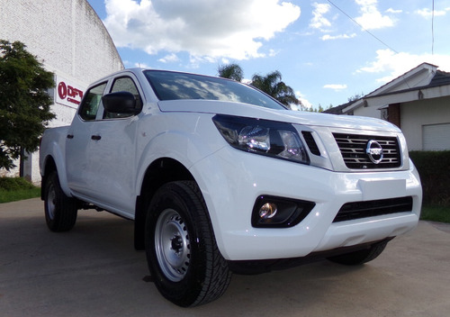 Nissan Frontier D/cabina 2.3 Tdi S 4x4 0km My21 Disponible