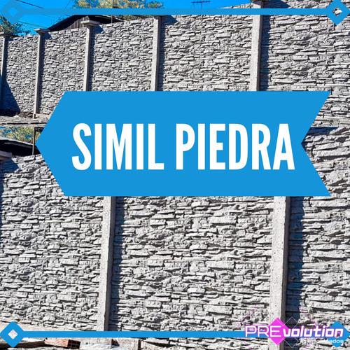 Muro Tapial Cerco Pared Cerramiento Premoldeado Hormigón