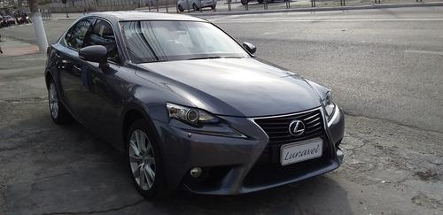 Lexus Is 250 Luxury V6 Único Dono, 29 Mil Km, Sem Retoques!