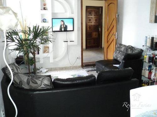 Imagem 1 de 8 de Apartamento Residencial À Venda, Jaguaré, São Paulo - Ap1446. - Ap1446