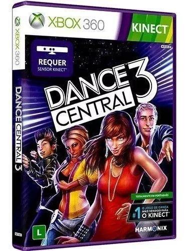 Dance Central 3 Novo Original Em Português Jogo De Xbox 360