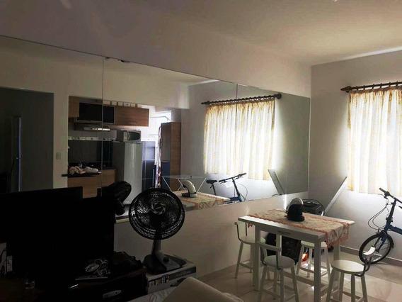Apartamento Com 1 Dorm, José Menino, Santos - R$ 230 Mil, Cod: 1265 - V1265