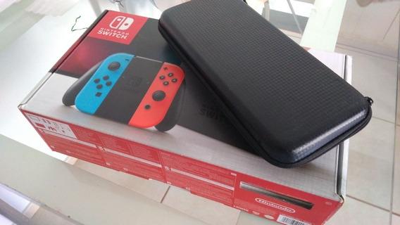 Nintendo Switch / Novo / Desbloqueado