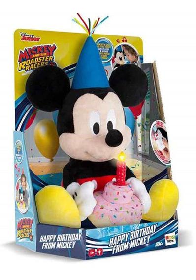 Pelúcia Mickey Happy Birthday Br375 - Multikids