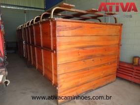 Ativa Caminhões - Sobre Grade Boiadeira P/ 3/4 2013/2013