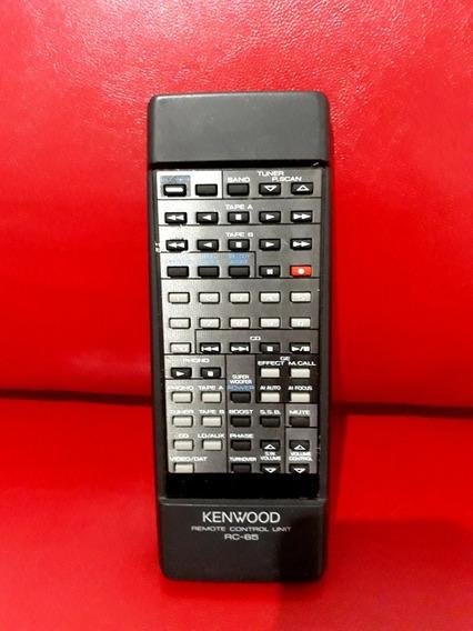Controle Remoto Kenwood Rc-65