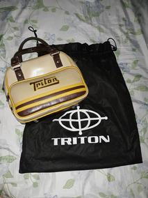 5e4641594 Bolsa Triton De Couro - Bolsas no Mercado Livre Brasil