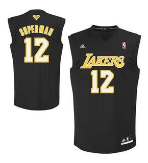 Los Angeles Lakers adidas Superman Nba Limited Talla M