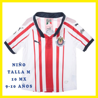 Remate Jersey Chivas Niño 18/19