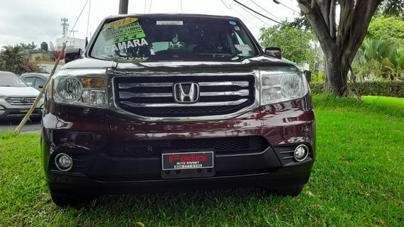 Honda Pilot Americana