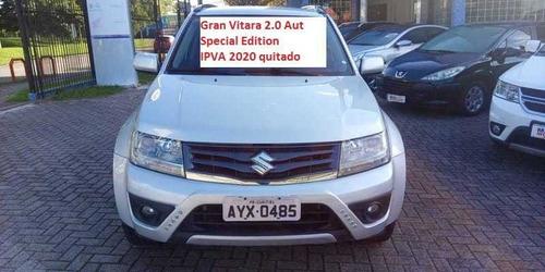 Suzuki Gran Vitara 4x2 2.0 Aut