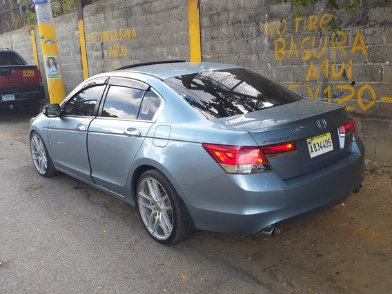 Honda Accord Azul 2012