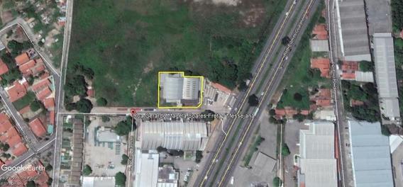 Galpão Comercial À Venda, Messejana, Fortaleza. - Ga0019