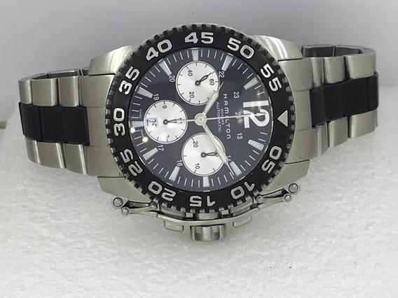 Reloj Hamilton Khaki Action Automático - 44mm