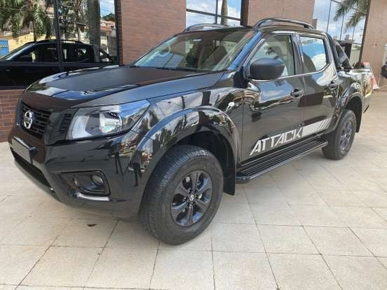 Nissan Frontier Attack Cd Diesel 4x4 At 2020