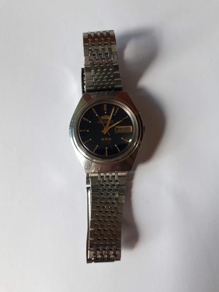 Relógio Orient Japan 3 - Corda - Antigo - Funcionando