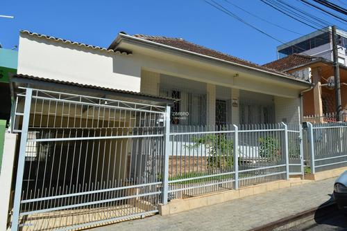 Casa Para Venda Em Santa Maria No Bairro Fátima 180m2 Com 02 Garagens Terraço E Pátio - 996461