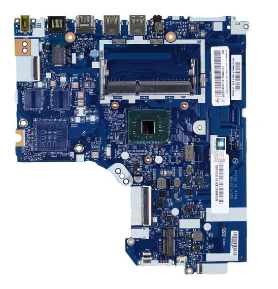Placa Mãe Lenovo Ideapad 320-15iap Celeron Ddr3l Nm-b301