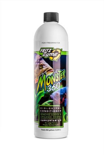 Acondicionador Acuario - Fritzzyme Monster 360 - 473ml