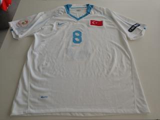 Camisa Seleção Turquia - Euro 2008 Away