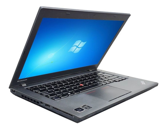 Notebook Lenovo Thinkpad T440 Core I5 4gb Ssd 120gb Wifi