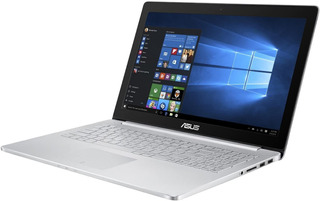 Asus Zenbook Pro (ux501vw-ds71t) I7, 4k, 16gb Ram, Ssd 512gb