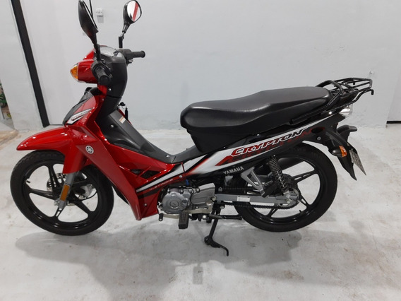 Yamaha Crypton 125